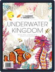 Colouring Book: Underwater Kingdom Magazine (Digital) Subscription June 18th, 2020 Issue