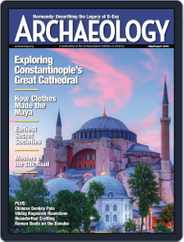 ARCHAEOLOGY (Digital) Subscription July 1st, 2020 Issue