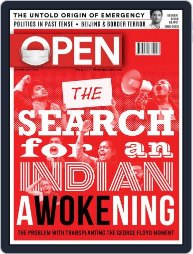 Open India June 19th, 2020 Digital Back Issue Cover