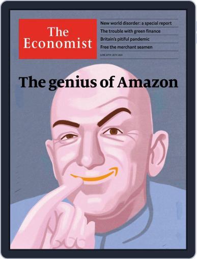 The Economist Latin America June 20th, 2020 Digital Back Issue Cover