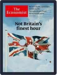 The Economist UK edition (Digital) Subscription June 20th, 2020 Issue