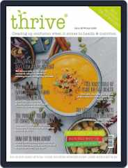 Thrive Health & Nutrition Magazine (Digital) Subscription December 4th, 2020 Issue
