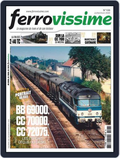 Ferrovissime July 1st, 2020 Digital Back Issue Cover