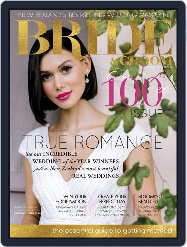 Bride & Groom (Digital) June 8th, 2020 Issue Cover