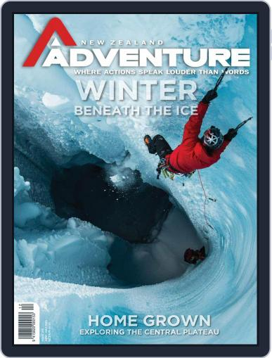 Adventure June 1st, 2020 Digital Back Issue Cover
