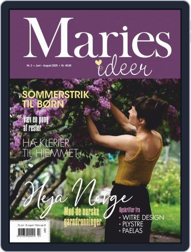 Maries Ideer (Digital) July 1st, 2020 Issue Cover