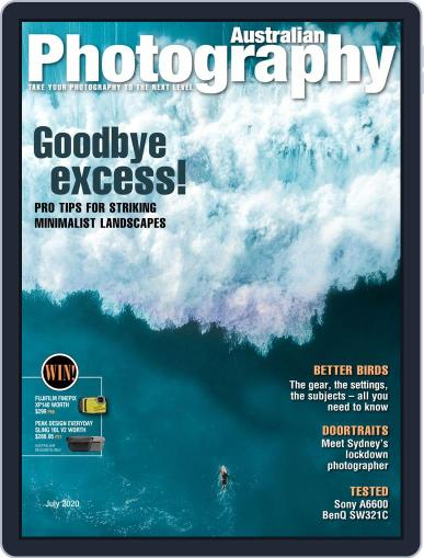 Australian Photography (Digital) July 1st, 2020 Issue Cover