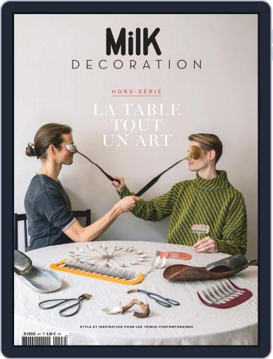Milk Decoration (Digital) June 3rd, 2020 Issue Cover