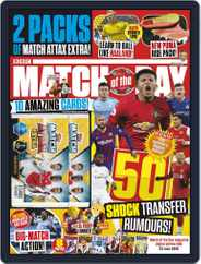 Match Of The Day (Digital) Subscription June 23rd, 2020 Issue