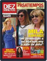Diez Minutos (Digital) Subscription July 1st, 2020 Issue