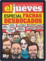 El Jueves (Digital) Subscription June 21st, 2020 Issue