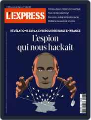 L'express (Digital) Subscription June 25th, 2020 Issue