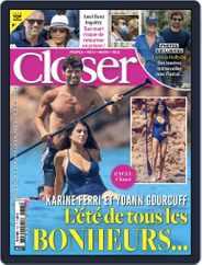 Closer France (Digital) Subscription June 26th, 2020 Issue