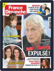 France Dimanche (Digital) Subscription June 26th, 2020 Issue