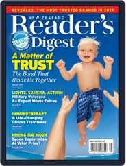 Reader's Digest New Zealand Magazine (Digital) Subscription May 1st, 2021 Issue