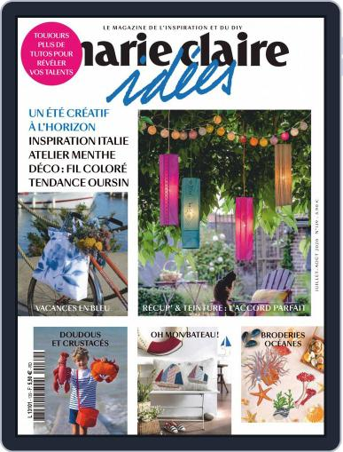 Marie Claire Idées (Digital) July 1st, 2020 Issue Cover
