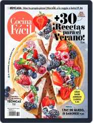 Cocina Fácil (Digital) Subscription July 1st, 2020 Issue