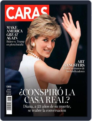Caras-méxico (Digital) July 1st, 2020 Issue Cover