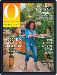O, The Oprah Magazine (Digital) Subscription July 1st, 2020 Issue