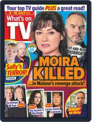 What's on TV (Digital) Subscription July 4th, 2020 Issue