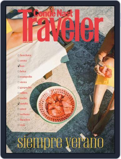 Condé Nast Traveler España (Digital) July 1st, 2020 Issue Cover