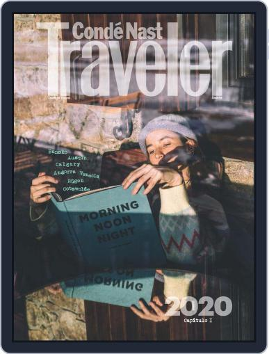 Condé Nast Traveler España (Digital) January 1st, 2020 Issue Cover