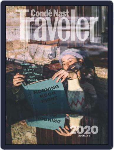 Condé Nast Traveler España (Digital) January 1st, 2020 Issue Cover