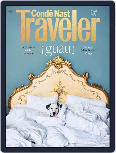 Condé Nast Traveler España (Digital) December 1st, 2019 Issue Cover