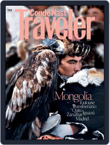 Condé Nast Traveler España (Digital) November 1st, 2019 Issue Cover