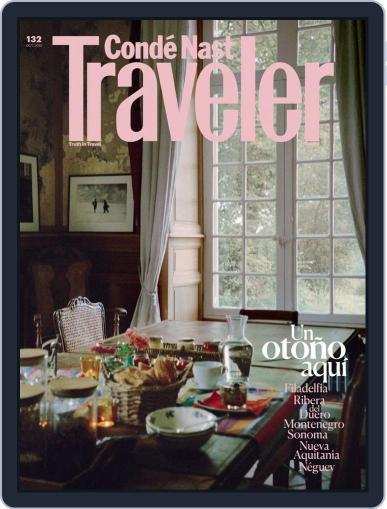 Condé Nast Traveler España (Digital) October 1st, 2019 Issue Cover