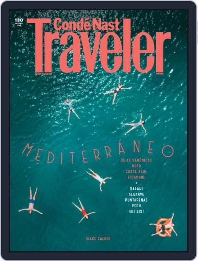 Condé Nast Traveler España (Digital) July 1st, 2019 Issue Cover