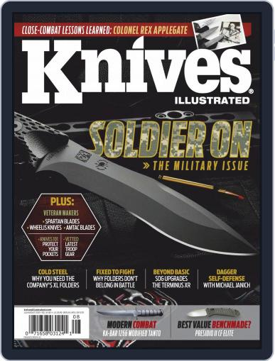 Knives Illustrated (Digital) July 1st, 2020 Issue Cover