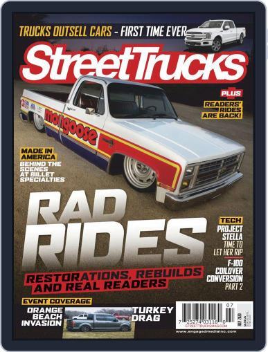 Street Trucks (Digital) July 1st, 2020 Issue Cover