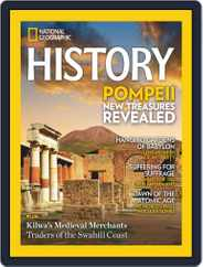 National Geographic History (Digital) Subscription July 1st, 2020 Issue