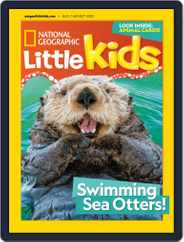 National Geographic Little Kids (Digital) Subscription July 1st, 2020 Issue