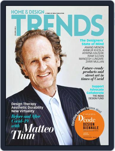 Home & Design Trends June 22nd, 2020 Digital Back Issue Cover