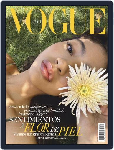 Vogue Mexico (Digital) July 1st, 2020 Issue Cover