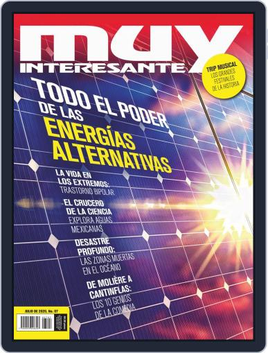Muy Interesante México (Digital) July 1st, 2020 Issue Cover