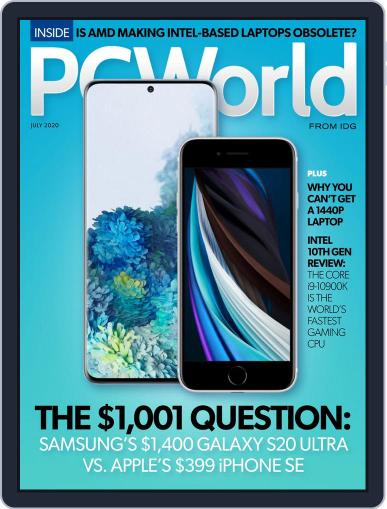 PCWorld (Digital) July 1st, 2020 Issue Cover
