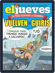 El Jueves (Digital) Subscription June 30th, 2020 Issue