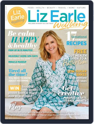 Liz Earle Wellbeing (Digital) July 1st, 2020 Issue Cover