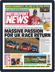 Motorsport News (Digital) Subscription July 1st, 2020 Issue