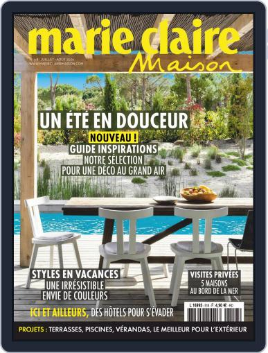 Marie Claire Maison (Digital) July 1st, 2020 Issue Cover