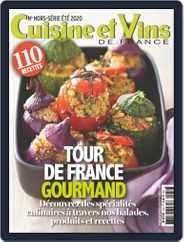 Cuisine Et Vins De France (Digital) Subscription July 1st, 2020 Issue