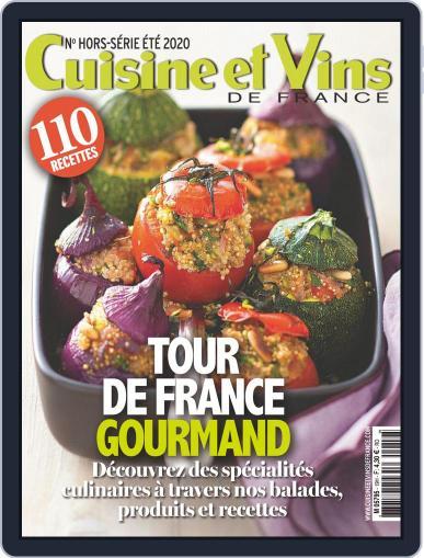 Cuisine Et Vins De France (Digital) July 1st, 2020 Issue Cover