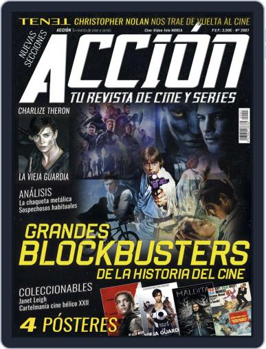 Accion Cine-video (Digital) July 1st, 2020 Issue Cover