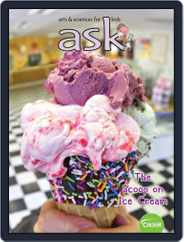 Ask Science And Arts Magazine For Kids And Children (Digital) Subscription July 1st, 2020 Issue