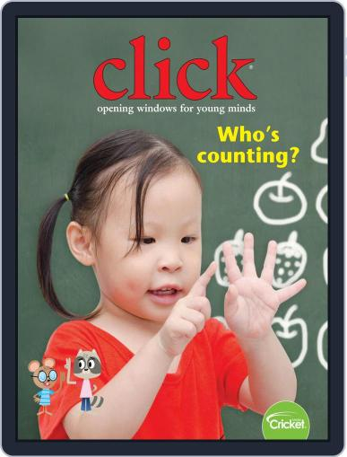 Click Science And Discovery Magazine For Preschoolers And Young Children (Digital) July 1st, 2020 Issue Cover