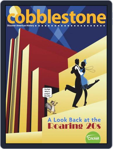 Cobblestone American History and Current Events for Kids and Children (Digital) July 1st, 2020 Issue Cover