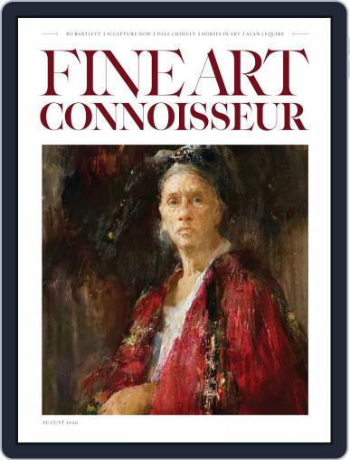 Fine Art Connoisseur (Digital) July 1st, 2020 Issue Cover